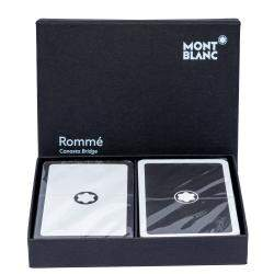 Montblanc Playing Cards Deck