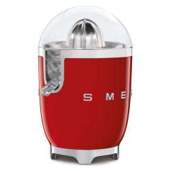 Smeg 50's Retro Style Aesthetic Citrus Juicer, Red (Available for UAE Customers Only)