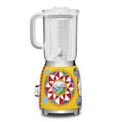 Smeg X Dolce & Gabbana Blender, Sicily Is My Love Style, 1.5 L BPA-free Tritan Jug, Multicolour (Available for UAE Customers Only)