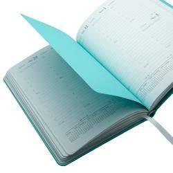 Tiffany & Co. Leather Agenda Notebook