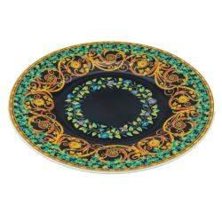 Versace Rare Porcelain Plate 18 CM