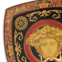 Rosenthal Meets Versace Medusa Square Dish