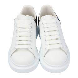 MCQ White Oversized Sneakers Size 38.5