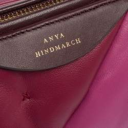 Anya Hindmarch Multicolor Chubby Barrel Leather Crossbody Bag
