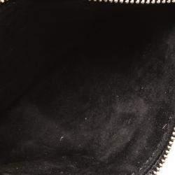 Asprey Black Crocodile '1781 Baby Stretch' Satchel