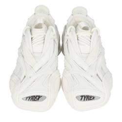 Balenciaga White Tyrex 2020 Sneakers Size 35