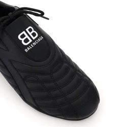 Balenciaga Black Zen Sneakers Size EU 36