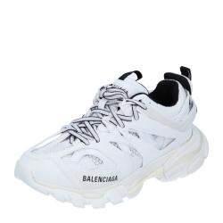 Balenciaga White Track low-top sneakers Size EU 39