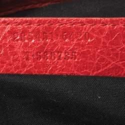 Balenciaga Rogue Leather GGH Work Tote