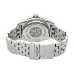 Breitling MOP Stainless Steel Galactic W7433012/A779 Women's Wristwatch 36 MM