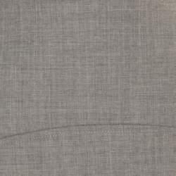 تنورة برونيللو كوتشينيلي صوف رصاصي مستقيمة L