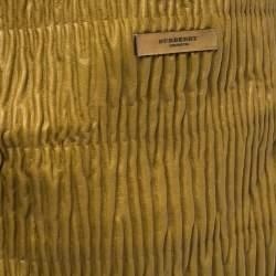 Burberry Amber Leather Studded Hadwin Hobo