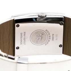 Burberry Silver Stainless Steel BU4650 Women's Wristwatch 30MM
