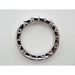 Bvlgari B.zero1 One Band Ring 18K White Gold Ring Size 47