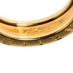 Bvlgari B.zero1 18K Yellow Gold One-Band Ring Size 51