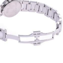 Bvlgari Black Stainless Steel Bvlgari BB23SS Women's Wristwatch 23 MM