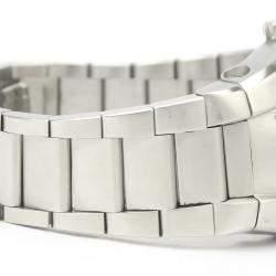 Bvlgari Black Stainless Steel Ergon EG30S Quartz Women's Wristwatch 30 MM