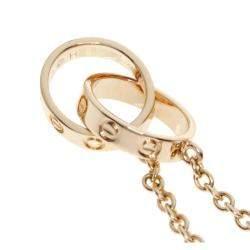 Cartier Love 18K Rose Gold Bracelet