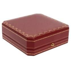 Cartier LOVE 18K Rose Gold Narrow Bracelet SM 16
