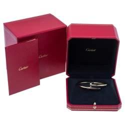 Cartier Juste Un Clou 18K Rose Gold Bracelet 18