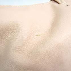 Celine Pink Leather Bittersweet Hobo Bag