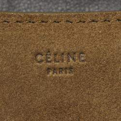Celine Multicolor Leather Diamond Bag