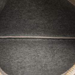 Celine Grey Leather Trio Bag