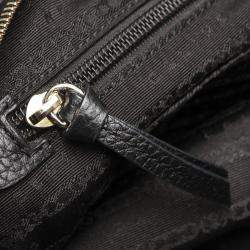 Celine Black Leather Bittersweet Bag