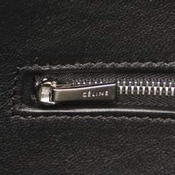 Celine Tricolor Nubuck/Leather Diamond Bag