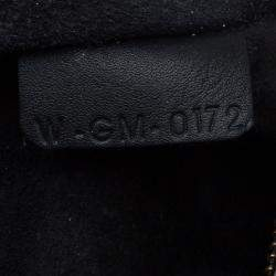 Celine Brown Python Leather Medium Trapeze Top Handle Bag