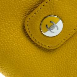 Chanel Yellow Leather IPhone 5 Case