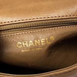 حقيبة شانيل باريس روم كوكو جلد بيج