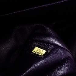 """حقيبة شانيل """"جامبو ريشيو 2.55 كلاسيك 227"""" قلاب جلد مبطن"""