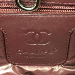 Chanel Black Leather Coco Cocoon bag