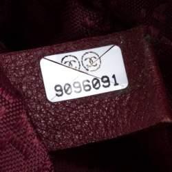 حقيبة شانيل بولينغ ميني جلد كافيار سوداء