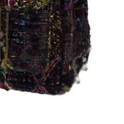 Chanel Multicolor Lesage Tweed Jewel Encrusted Reissue 2.55 Classic 228 Flap Bag