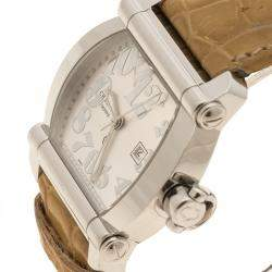Charriol Silver Stainless Steel Actor Women's Wristwatch 35 mm