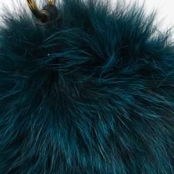 دلاية كلوي  فرو ثعلب أزرق بيكوك