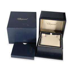 Chopard Happy Diamond Heart 18K White Gold Diamond Necklace
