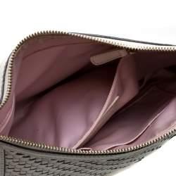 حقيبة هوبو كوتش كريستيان جلد مغزول بيضاء