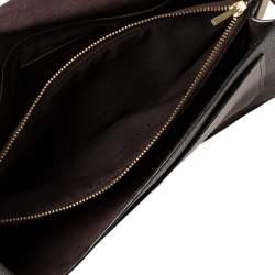 Coach Burgundy Leather Tabby 26 Medium Shoulder Bag