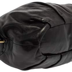 Coach Black Leather Large Madison Sophia Satchel