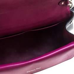Dior Black Leather Small Be Dior Shoulder Bag