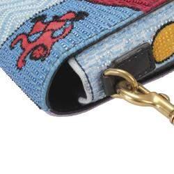 Dior Multicolor Leather Dio(r)evolution Crossbody Bag