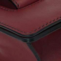 Dior Pink Leather J'Adior Shoulder Bag