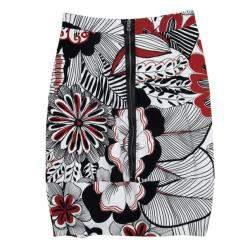 Dolce & Gabbana Floral Pencil Skirt S