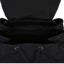 حقيبة ظهر دولتشي أند غابانا نايلون بالرمو سوداء