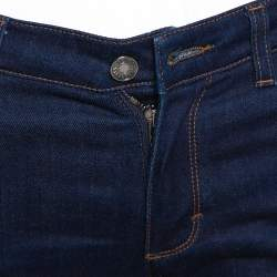 Dolce & Gabbana Blue Stretch Denim Slim Fit Jeans S