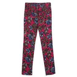 Dolce & Gabbana Floral Print Pants S