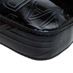 Dolce & Gabbana Black Patent Leather Pochette Bag